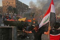 Protes di Irak Masih Berlanjut, 46 Orang Dikabarkan Tewas