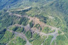 Begini Progres Jalan Perbatasan Indonesia-Papua Nugini