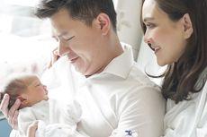 Jadi Ibu Baru, Shandy Aulia Kerja Sama dengan Suami Urus Anak