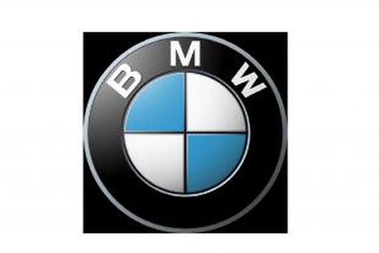 Ilustrasi. Logo BMW