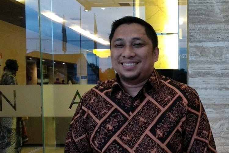 Direktur Pusat Studi Konstitusi (Pusako) Universitas Andalas Padang, Feri Amsari.
