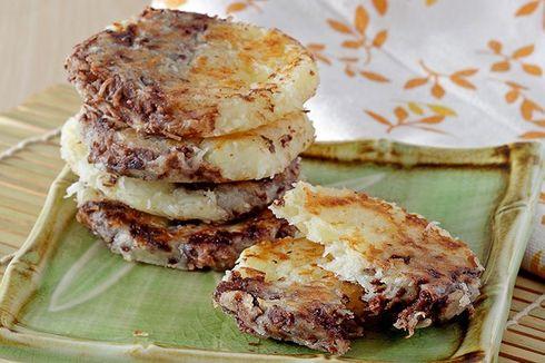Resep Wingko Babat Coklat Keju, Panggang Pakai Teflon