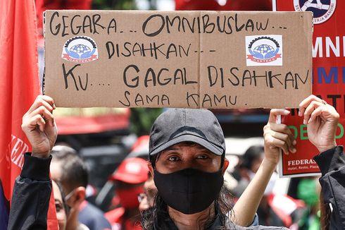 Aksi KSPI, Demo Buruh, dan Penolakan UU Cipta Kerja...