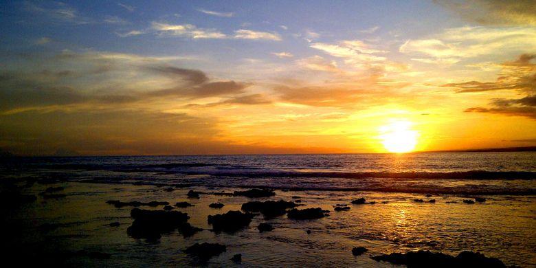 Pantai Rancabuaya Garut