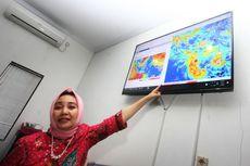 Dampak Siklon Tropis Dahlia, Bandung Jadi Lebih Dingin