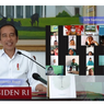 Presiden Jokowi: Siswa Harus Tetap Semangat Belajar di Masa Pandemi