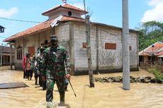 2 Rumah Terseret Longsor di Cianjur, 18 Lainnya Rusak