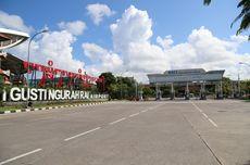 Jumlah Penumpang Bandara Ngurah Rai Bali Turun 81 Persen pada Juli 2021
