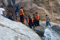 Terpeleset Saat Swafoto di Pinggir Jurang, Wanita Ini Ditemukan Tewas di Sungai