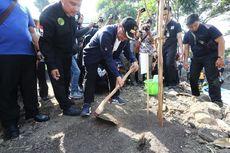 15.000 Bibit Pohon Produktif Ditanam Serentak di Kota Bandung