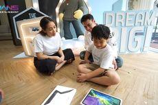 Rafathar Lulus TK, Dapat Kejutan dan Hadiah iPad dari Raffi Ahmad dan Nagita Slavina