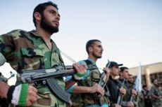 Kelompok Kurdi dan Militan Suriah Bentrok, 29 Orang Tewas