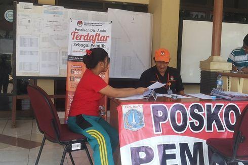 Pendaftaran Pemilih di Kelurahan Menteng Melonjak pada Hari Terakhir