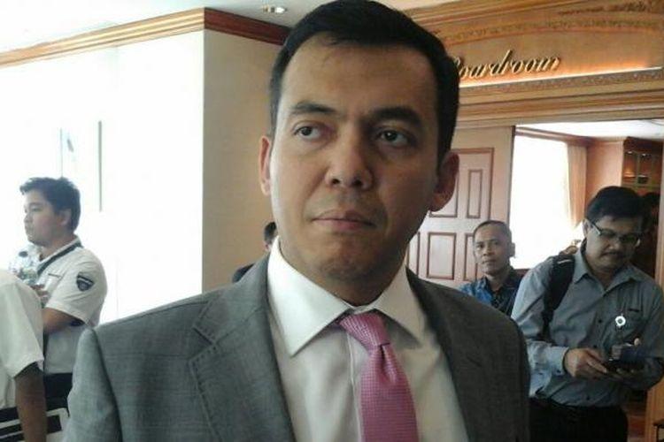 Direktur Utama PT Barata Indonesia (Persero) Silmy Karim
