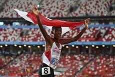 SEA Games 2019, Agus Prayogo Persembahkan Emas Ke-29 Indonesia dari Atletik