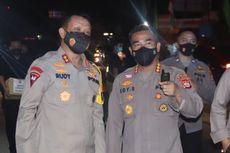 Polisi Tutup Akses Masuk Menuju Kawasan Wisata di Banten, Wisatawan yang Sudah Datang Dibubarkan