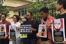 Jokowi Dituntut Sampaikan Perkembangan Kasus Novel Baswedan