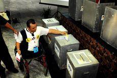 100 Lembar Surat Suara DPD Kaltim Nyasar ke Semarang