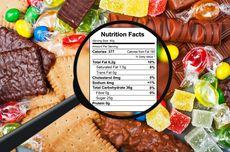 Alasan Gula Tak Memiliki Persentase AKG dalam Makanan Kemasan