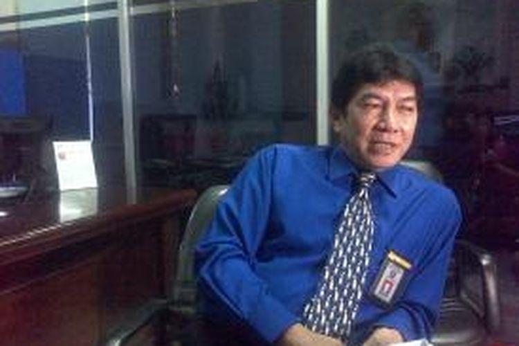 Kepala Kantor Imigrasi Jakarta Barat Bambang Satrio