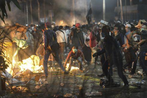 Saksi Sebut Gedung Bawaslu Derita Kerugian Rp 97 Juta akibat Kerusuhan 21-22 Mei