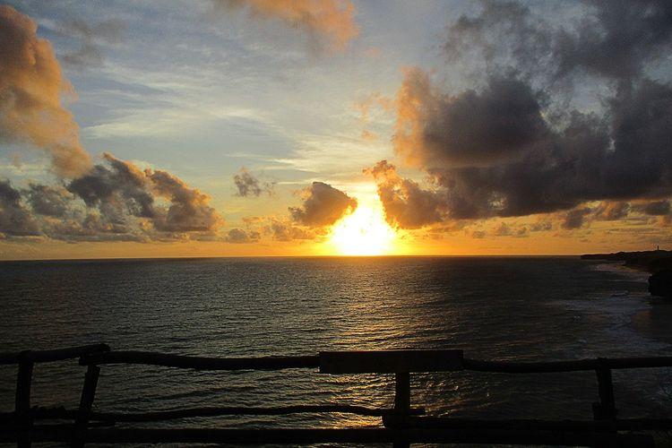 Senja dari Bukit Kosakora
