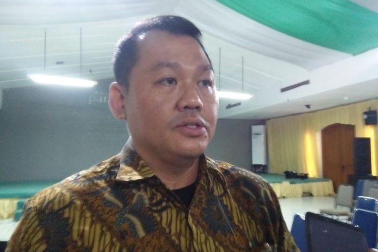 Executive Director SAFEnet Damar Juniarto