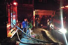 Kebakaran di Medan Hanguskan 40 Rumah, Ini Dugaan Penyebabnya
