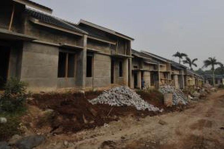 Perda Tata Ruang Kota Depok mengharuskan pengembang membangun hunian dengan luas lahan 120 meter persegi dinilai tidak menarik dan populis.