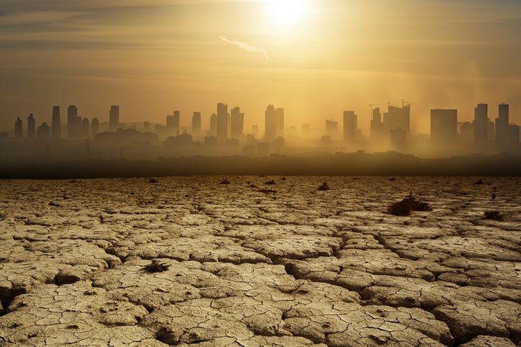 Pemanasan global menyebabkan miliaran penduduk dunia semakin sulit bertahan hidup, akhibat suhu yang kian panas.