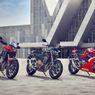Honda Luncurkan CB500F, CBR500R dan CB500X Model 2022