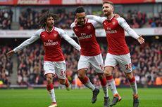 Hasil Liga Inggris, Arsenal Tembus 10 Besar Usai Kalahkan Newcastle United