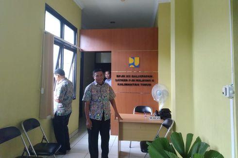 Begini Kondisi Kantor BPJN Kaltim Pasca OTT KPK
