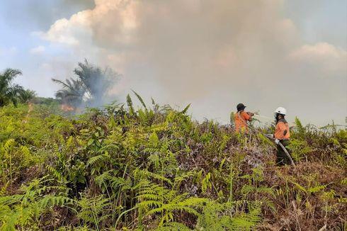 Karhutla di Riau Belum Padam, Malah Semakin Meluas