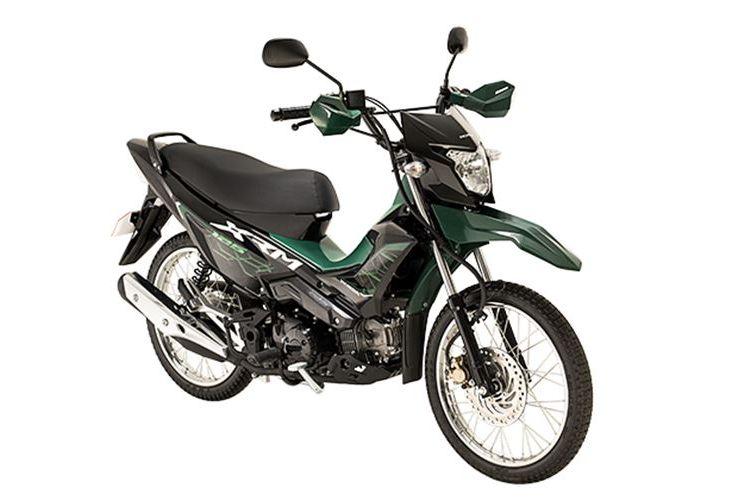 Motor bebek Honda All New XRM125