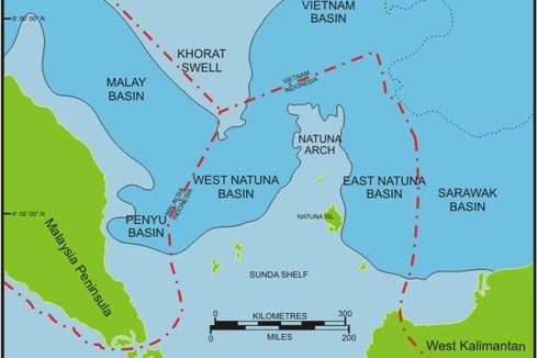 Kapal China Bisa Bebas di Perairan Natuna