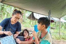 Kisah Yohana Mengajar Anak Rimba di Masa Pandemi, Tengah Malam Siswa Bangun dan Minta Belajar (1)