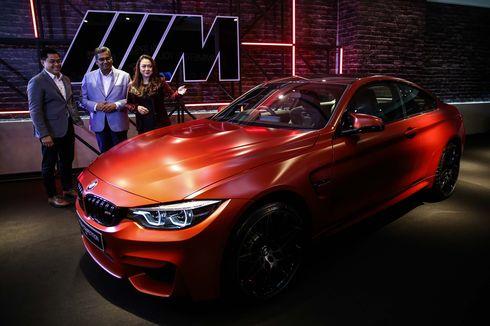 Cuma Dua Unit, BMW Rilis M4 Versi Balap di Indonesia
