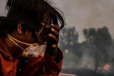 BNPB Kewalahan Padamkan Api, Kebakaran Meluas Kabut Asap Semakin Parah