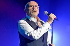 Lirik dan Chord Lagu I Wish It Would Rain Down - Phil Collins