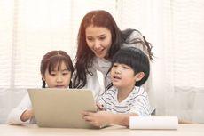 Mayoritas Orangtua Merasa Anak Zaman Sekarang Lebih Pintar