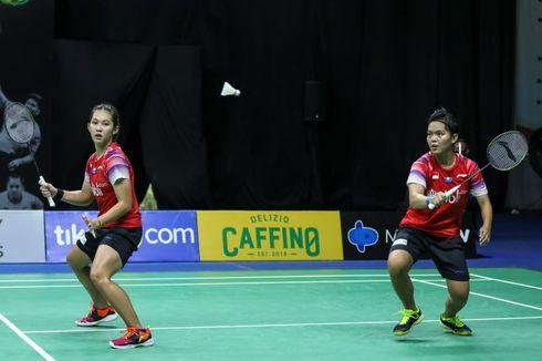 Thailand Open II - Siti/Ribka Tersingkir, Ganda Putri Tersisa Greysia/Apriyani