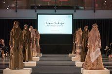 Desainer Lina Sukijo Perluas Pasar Busana Syari Modern