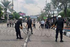 Massa Pendukung Rizieq Shihab Ancam Polisi Akan Bawa Massa Lebih Banyak jika Tuntutan Tak Didengar