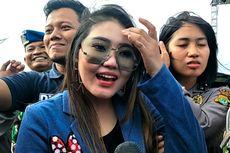Via Vallen Bantah Keluarganya Hina Pelaku Pembakar Mobil Sebelum Kejadian