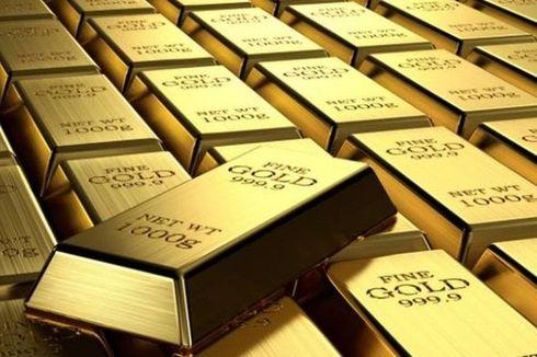 Akhir Pekan, Harga Emas Antam Turun Rp 4.000