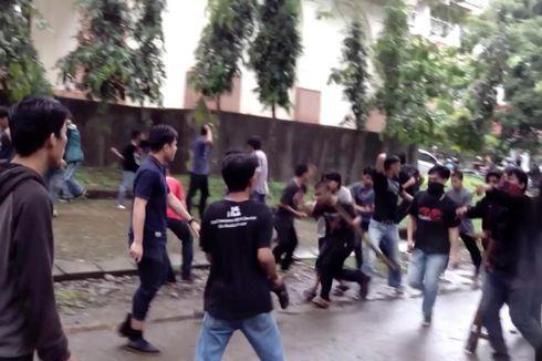 2 Kubu Mahasiswa UIN Alauddin Makassar Tawuran di Dalam Kampus