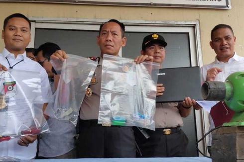 Polisi Palembang Tembak Mati Pencuri Spesialis di Rumah Ibadah