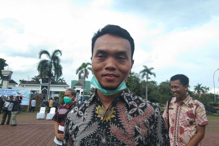 Ketua KPU Karawang Miftah Farid