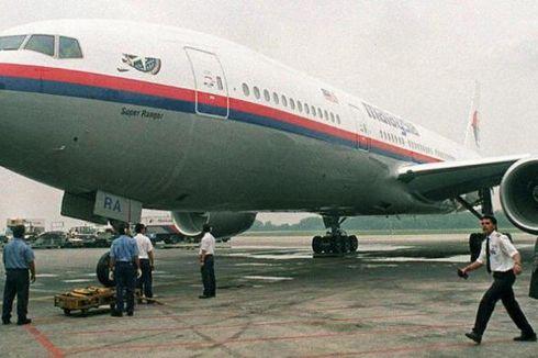 Ada 2 Penumpang Ilegal pada Pesawat MAS 777-200